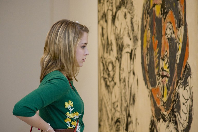 Spend hours wandering through the hall of museums in Dallas like the Dallas Museum of Art