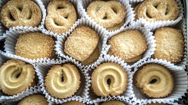 danish-butter-cookies pastries