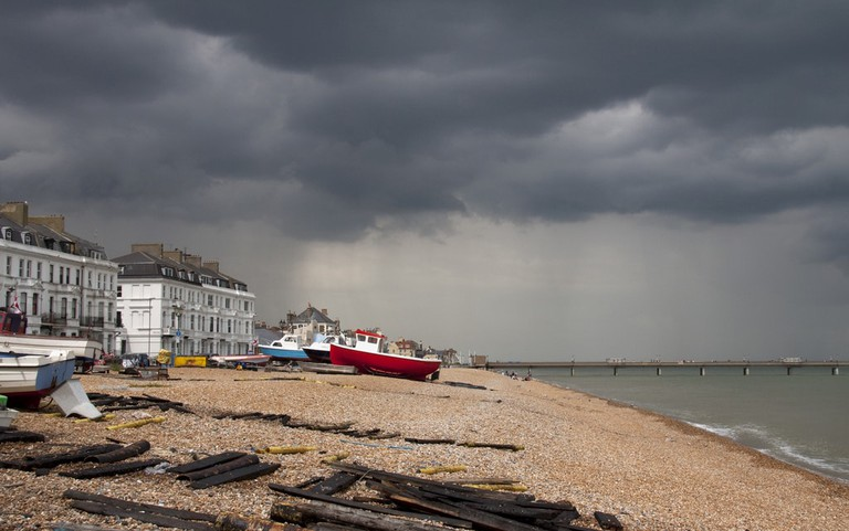 Deal Beach, Kent | © Tony Hisgett Flickr