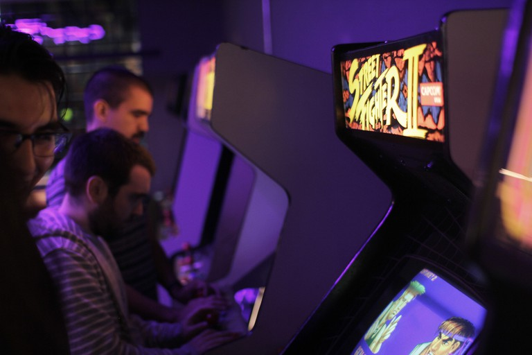 Although some of the games available are more than 30 years old, they haven't lost even a bit of their fun