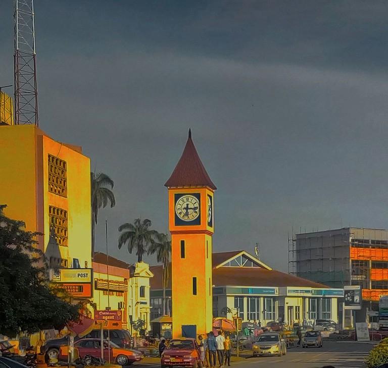 Donald_Stewart's_Monument-_Kumasi