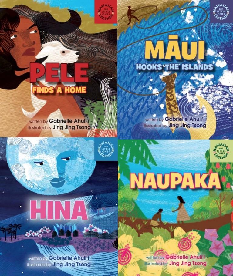 Hawaiian Legends for Little Ones