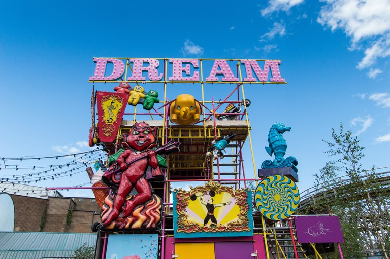 Dreamland Theme Park, Margate