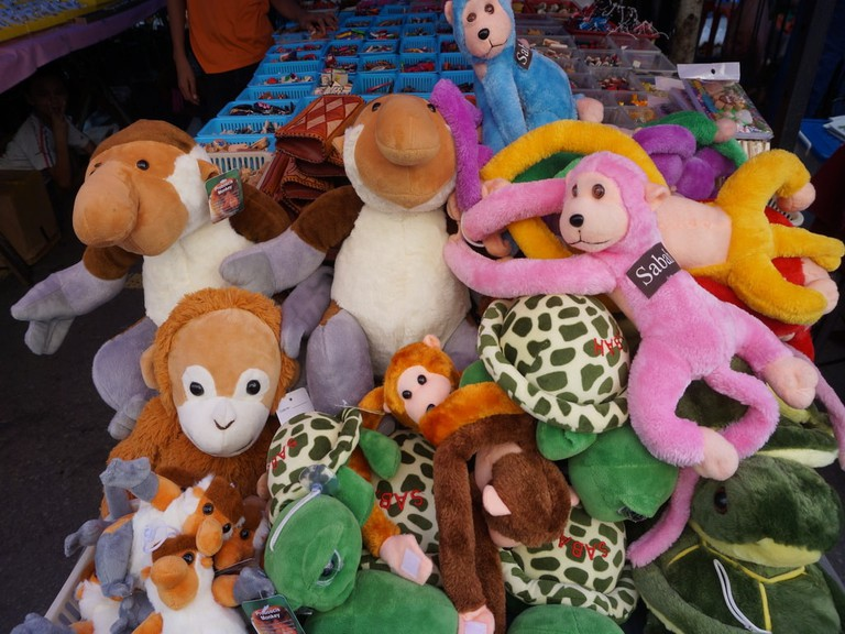borneo souvenirs