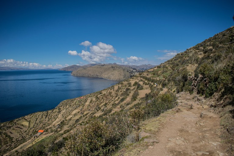 Hike along empty trails in Copacabana's rarely visited countryside
