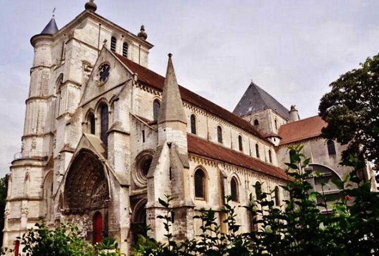 eglise saint etienne beauvais