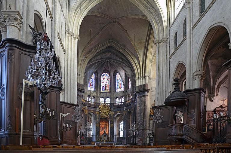 Eglise-Saint-Jacques-de-Compiegne