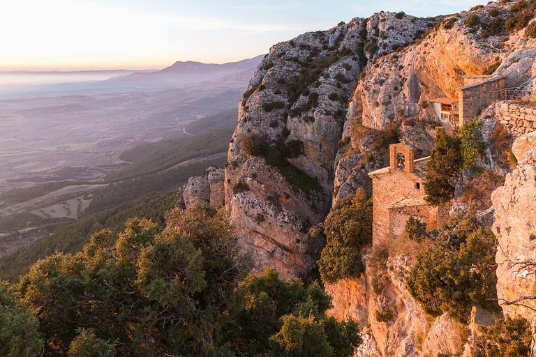 Prepirenaica Trail, Spain