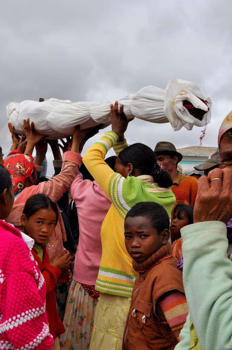 Famadihana_reburial_razana_ancestor_Madagascar