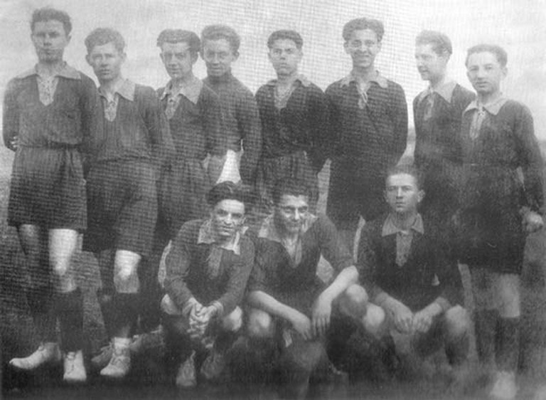 The early days of FK Obilić