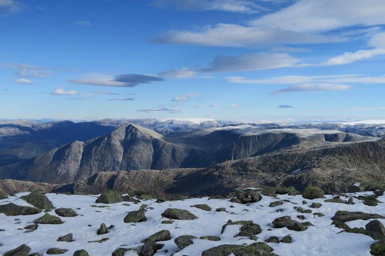Folgefonna National Park, Courtesy of Besøkssenter Folgefonna nasjonalpark