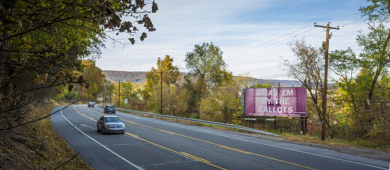 The 50 State Initiative in Harrisburg, Pennsylvania