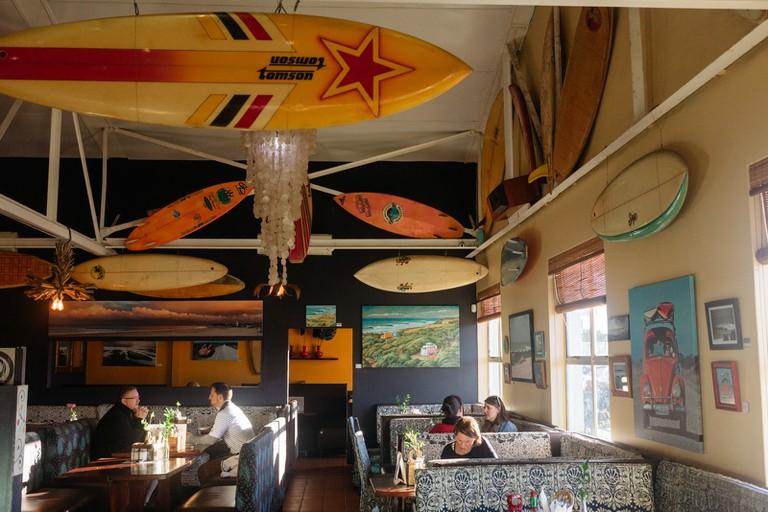 Nina's Real Food, Jeffreys Bay, South Africa