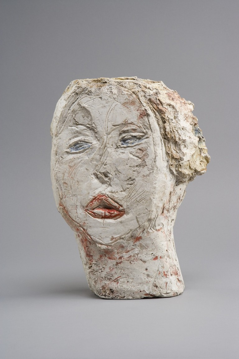 Alberto Giacometti, Head of a Woman (Flora Mayo) (Tête de femme [Flora Mayo]), 1926