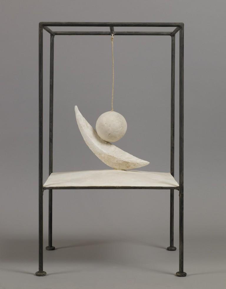 Alberto Giacometti, Suspended Ball (Boule Suspendue), 1930-31