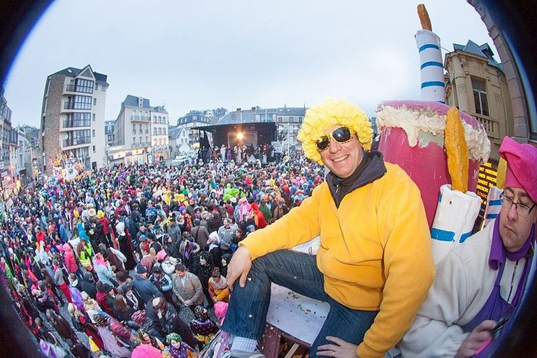 granville carnival