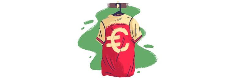Read 'Football Leaks', a New Book on Football's Dirty Deals Luke Brookes
