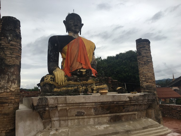 Buddhist Temple, Xieng Khuang Province, Laos