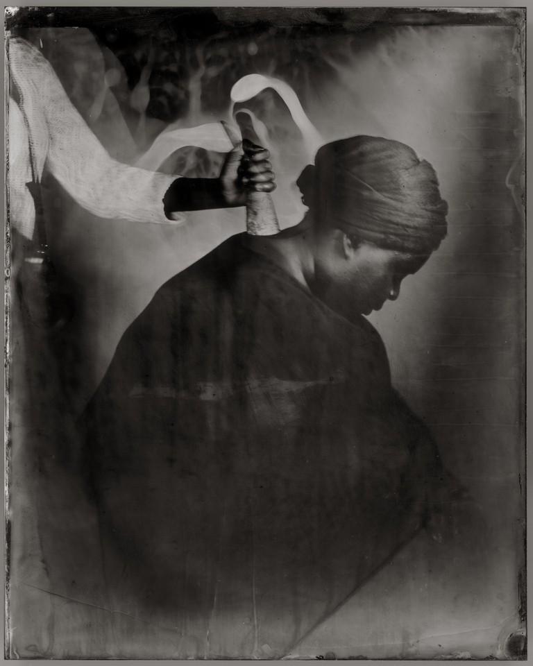 Khadija Saye Dwelling