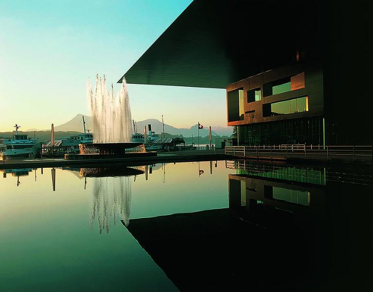KKL Concert Hall, Lucerne