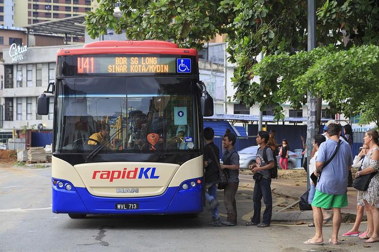 transport in malaysia