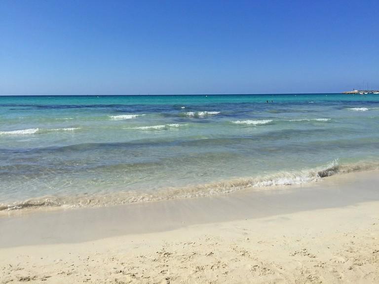 Es Trenc Beach, Mallorca