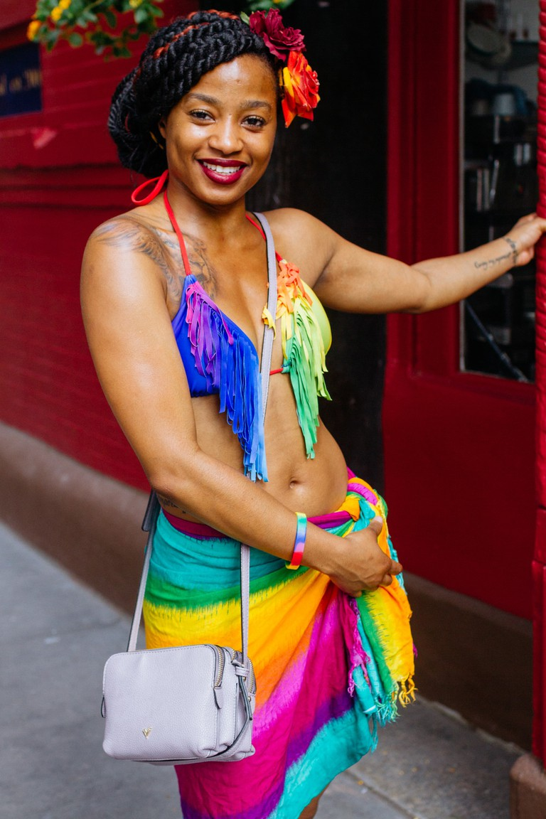Pride Street Style-NYC-USA