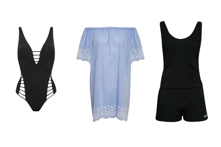 Statement swimwear to go from bar to beach