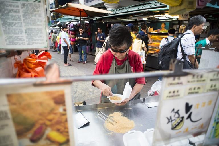 muah chee petaling street
