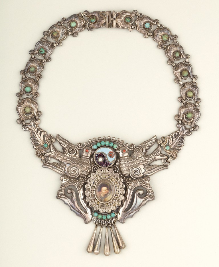 Necklace made by Matilde Poulat, Mexico City, c.1950