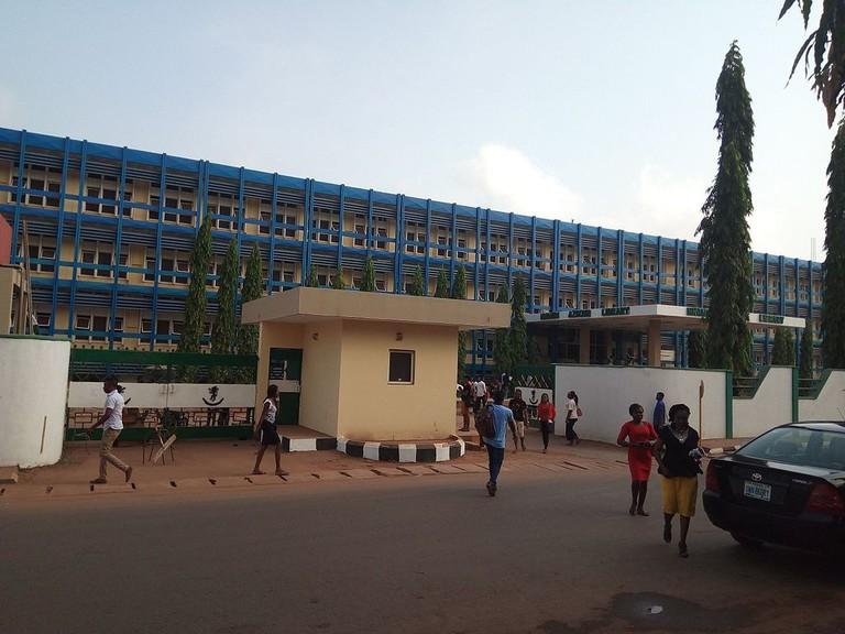 Nnamdi_Azikiwe_Library_University_of_Nigeria_Nsukka