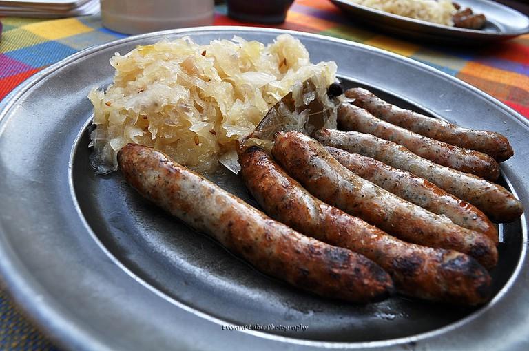 Nuremberg_Saussages