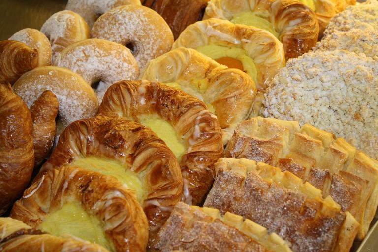 danish pastry Wienerbrød