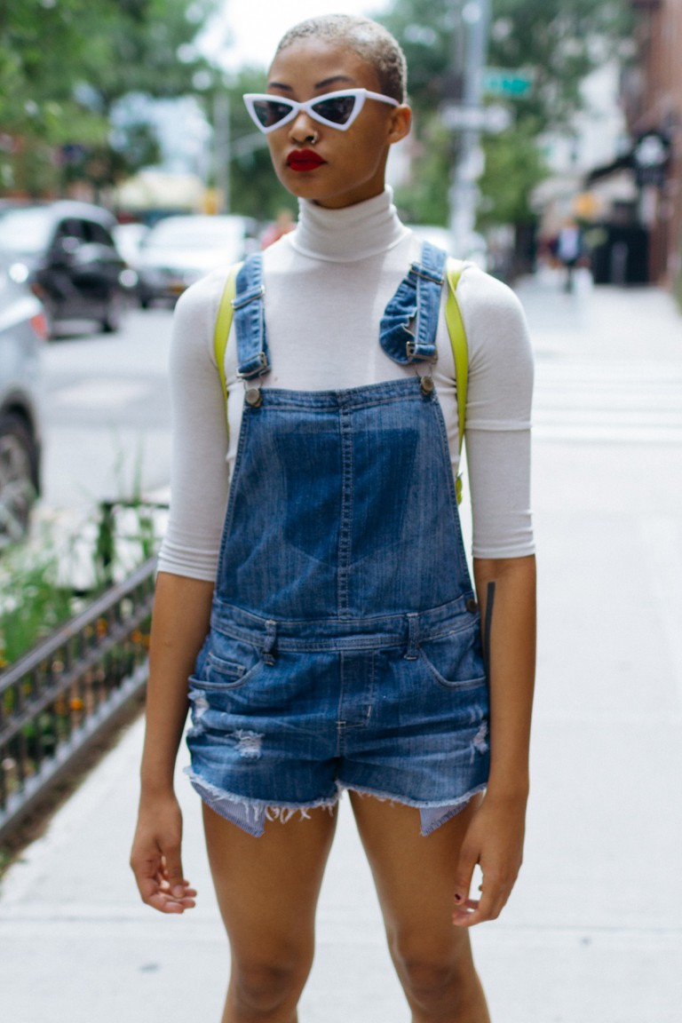 Williamsburg Street Style-New York-USA