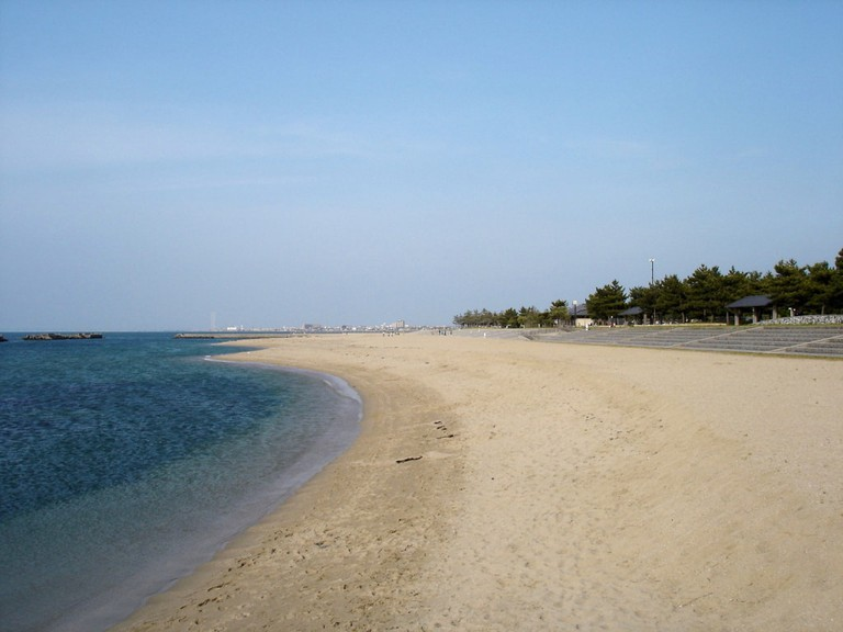 tokimeki-beach_osaka_japan