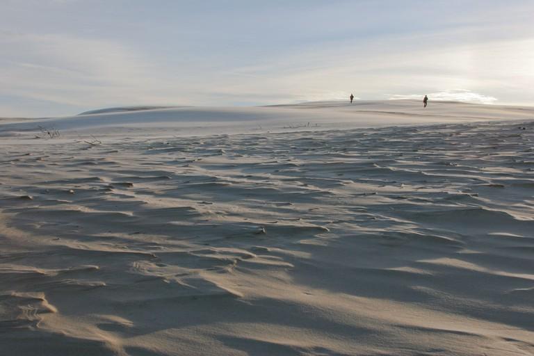 Raabjerg Mile Denmark dune
