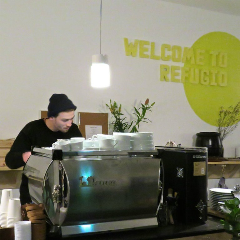 Refugio Cafe-photo by alice