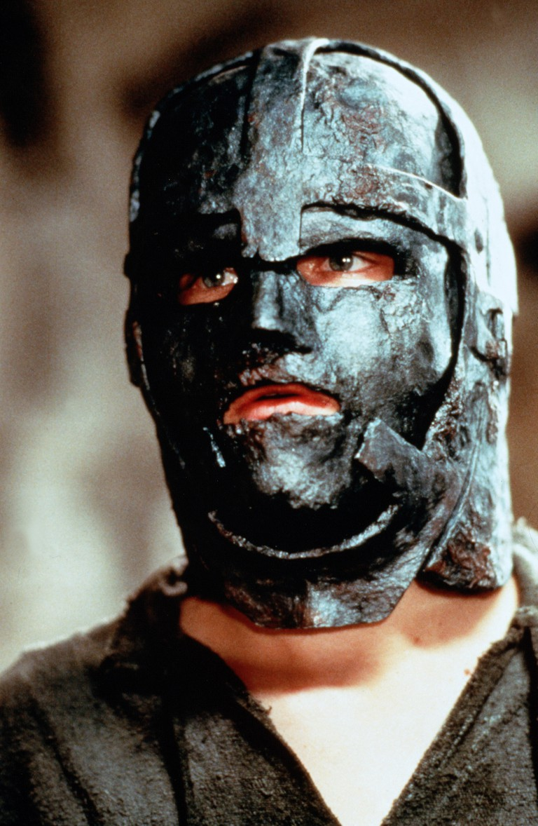 Leonardo Dicaprio in The Man in the Iron Mask, 1998 |© United Artists / Kobal / REX / Shutterstock