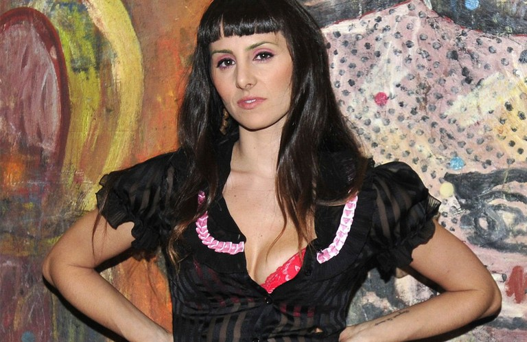 Rap Singer Mala Rodriguez