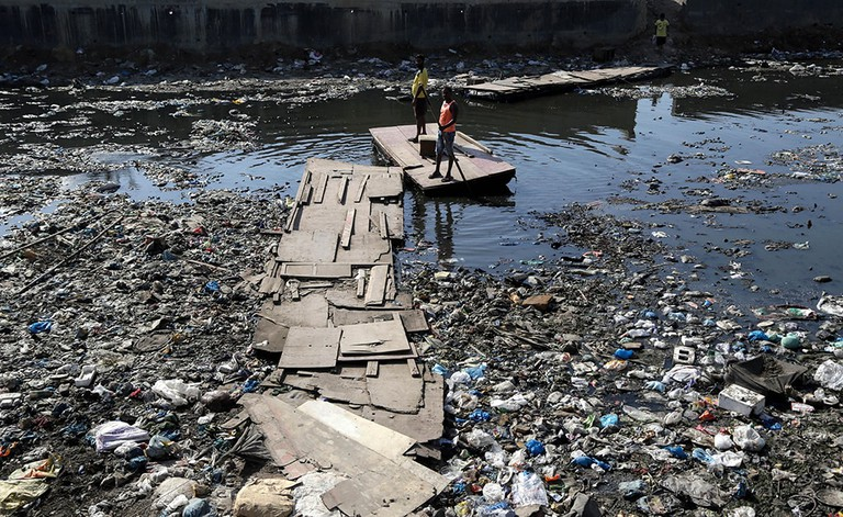 Dumping of plastic waste in delicate ecosystems such as rivers and mangroves has created severe ecological problems in Mumbai