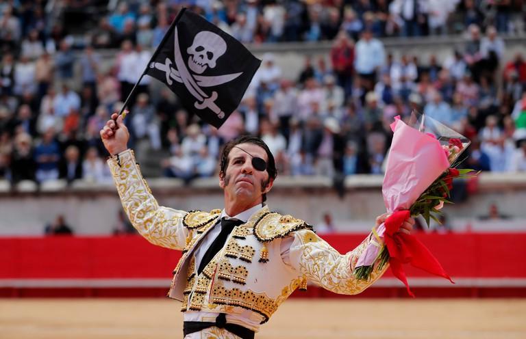 Bullfighter Juan Jose Padilla