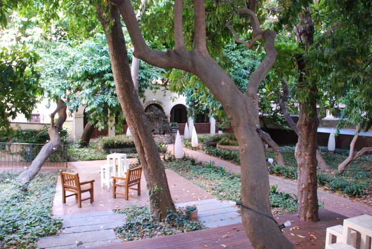Romantic Garden, Barcelona