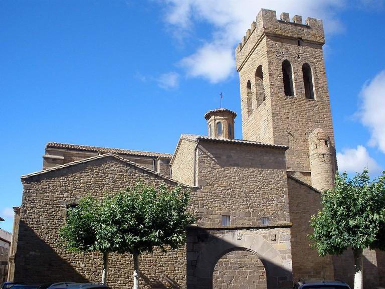 Sanguësa, Navarra, Spain