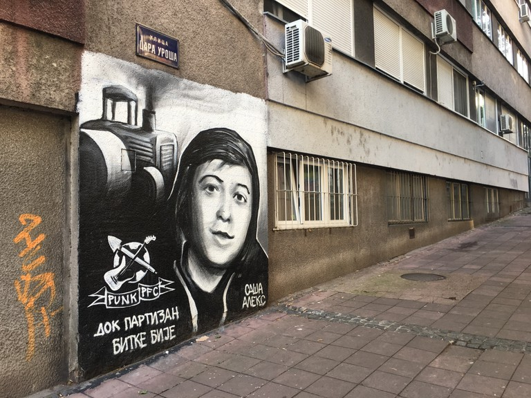 Saša Aleks, Belgrade, Serbia