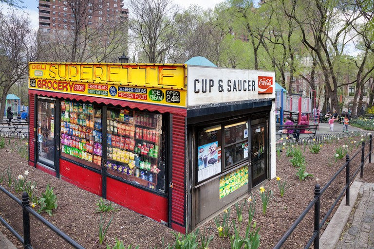 Full rendering of 'Mom-and-Pops of the LES'