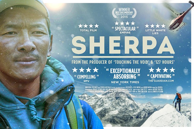 Sherpa Movie