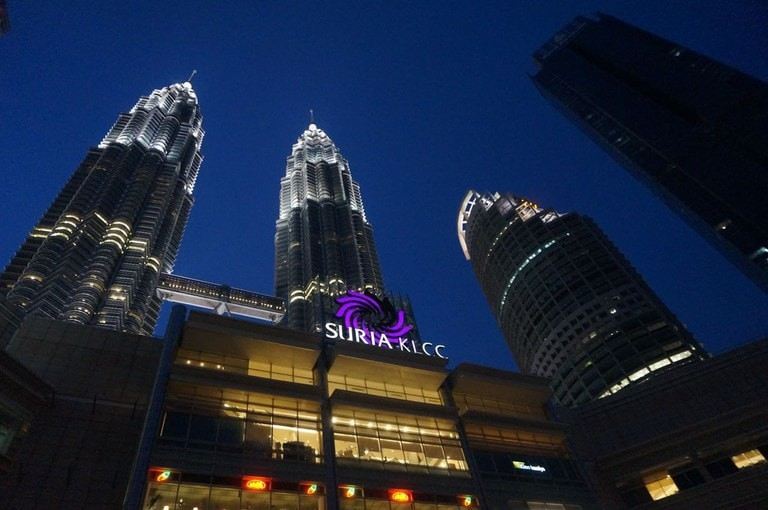 Kuala Lumpur is the top choice to go for shopping in Malaysia