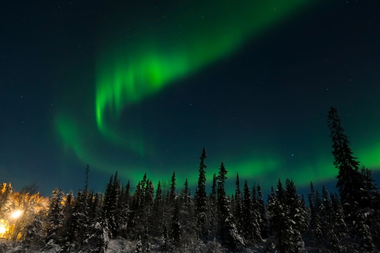 Arctic landscape, Russia