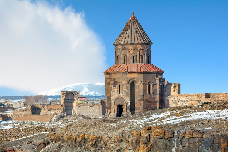 Ani cathedral, Kars, Turkey