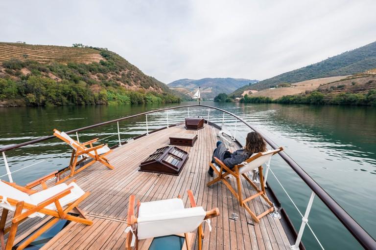 Douro River, Alto Douro Wine Valley, Portugal
